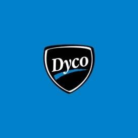 DYCO CAULK-CLEAR-11OZ TUBE