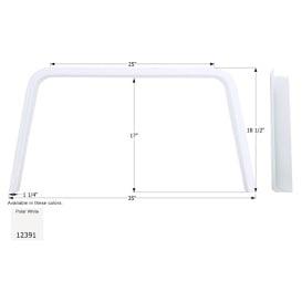 Coachmen Single Axle FS2391 - Polar White