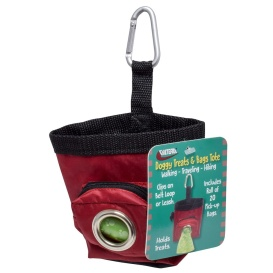 TREATS AND BAGS TOTE