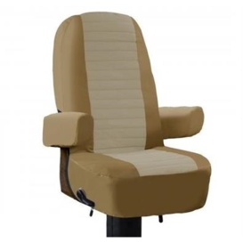 RV Captain Seat Cover Tan - 1-Pack