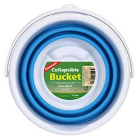 Blue Collapsible Bucket-5 Liter