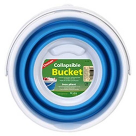 Blue Collapsible Bucket-10 Liter