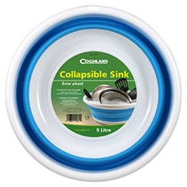 Blue Collapsible Sink-9 Liter