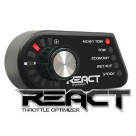 React Throttle Optimizer - Towing Version for Jeep
