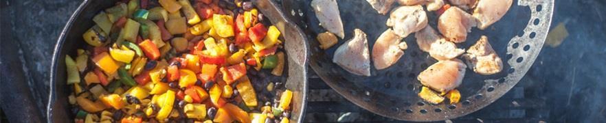 Campfire Cookware