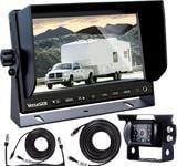 Backup Cameras and Sensors