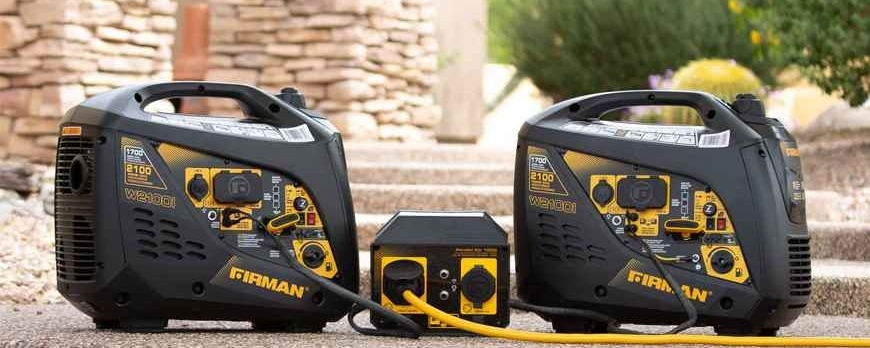 Choosing a Generator for your RV