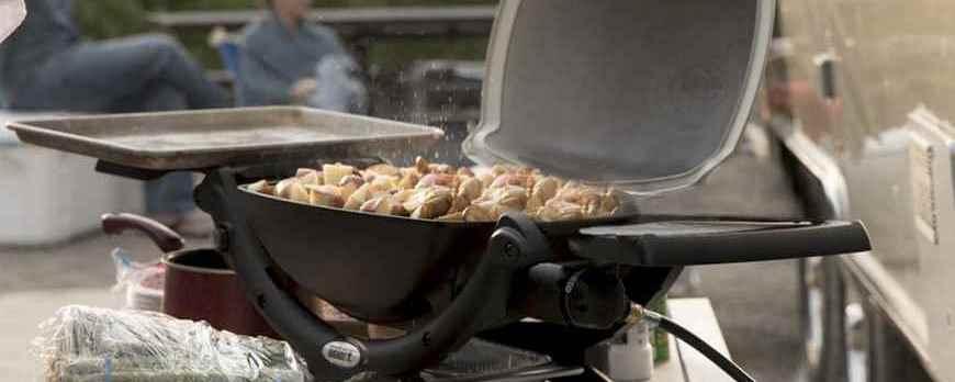 Comfy RV Outdoor Cooking Plus Recipe