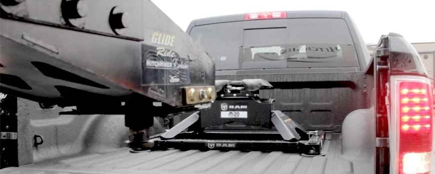 Fifth Wheel Hitches and Trailers