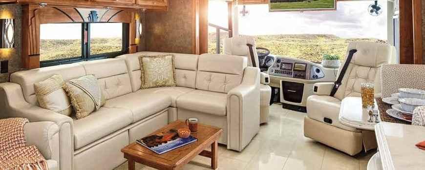 Space-Saving RV Furniture