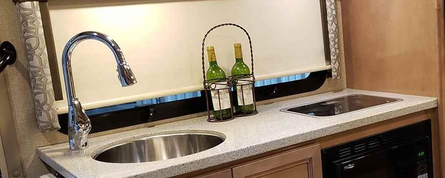 Everything You Needed to Know About the RV Kitchen Sink