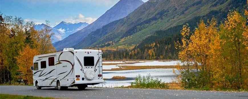 RV road trip: Canada to Alaska
