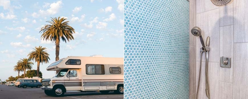 7 RV Bathroom Renovation Ideas For Your Motorhome Shower